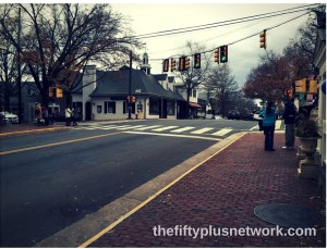 Main Street, Middleburg Virginia over50 over 50 fiftyplusnetwork