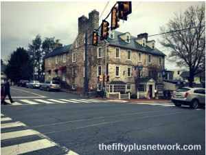 Red Fox Inn, Middleburg Virginia over50 thefiftyplusnetwork