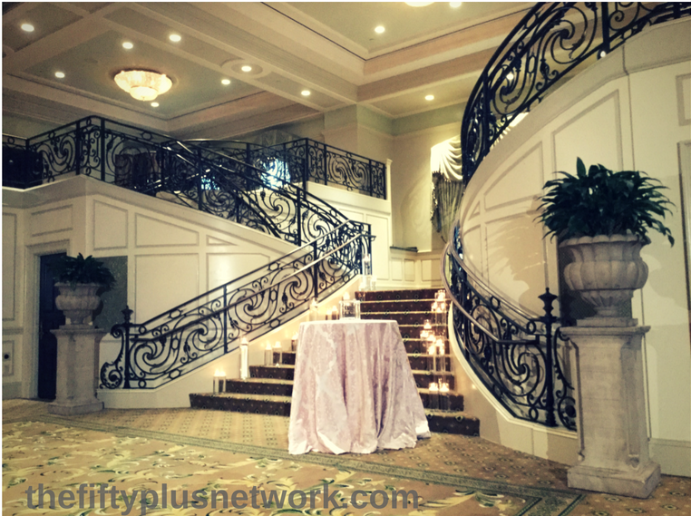 Prestonwood Country Club Ballroom thefiftyplusnetwork wedding countryclub