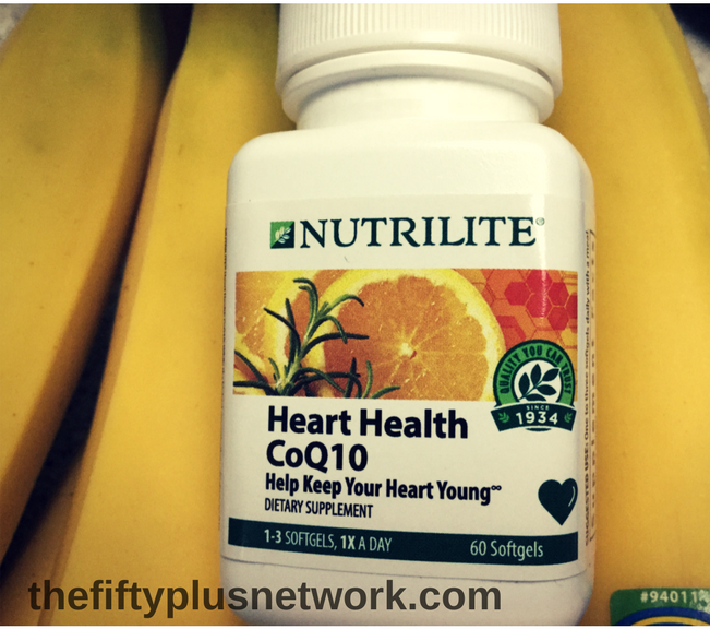 Nutrilite Heart Health Supplement thefiftyplusnetwork health healthy natural blood pressure healthyliving healthylifestyle